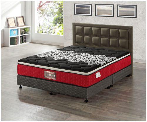 黑森林-超值軟床床墊