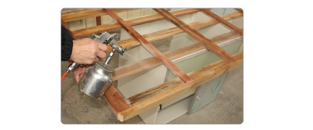 木箱防蛀噴漆